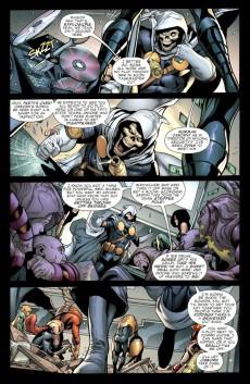 Extrait de Avengers: The Initiative (2007) -INT06- Siege