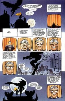 Extrait de Batman: The Dark Knight (1986) -3- Hunt the Dark Knight