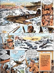 Extrait de Les héritiers d'Orphée -2- La cité des orages
