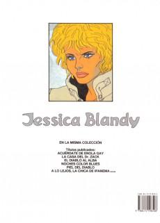 Extrait de Jessica Blandy (en espagnol) -6- A lo lejos, la chica de Ipanema