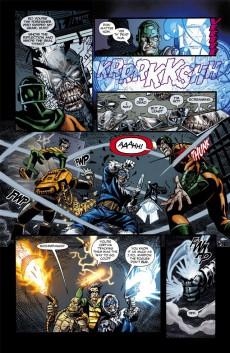 Extrait de Blackest Night: Black Lantern Corps (2010) -INT02- Volume Two