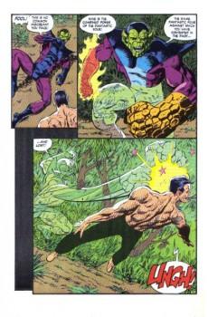 Extrait de Namor, The Sub-Mariner (Marvel - 1990) -18- Double cross