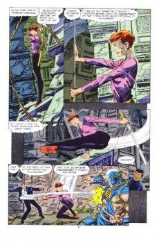 Extrait de Namor, The Sub-Mariner (Marvel - 1990) -22- Root of evil