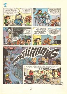 Extrait de Gaston -10a1983/10- Le géant de la gaffe
