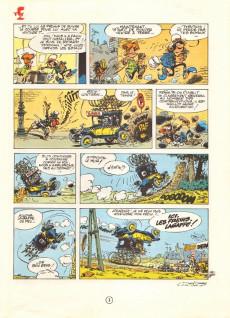 Extrait de Gaston -11a1976- Gaffes, bévues et boulettes