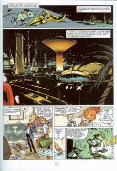 Extrait de Spirou et Fantasio -50a14- Aux sources du Z