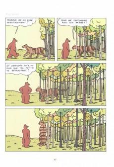 Extrait de L'ours Barnabé (Boîte à bulles) -16- Trucs et astuces