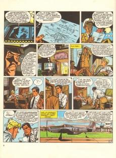 Extrait de Tanguy et Laverdure -8b1972- Pirates du ciel