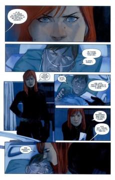 Extrait de Black Widow (100% Marvel - 2014) -3- Liste noire
