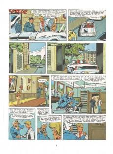 Extrait de Ric Hochet -10a79- Les 5 revenants