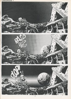 Extrait de Après la bombe -2- Après la bombe 2