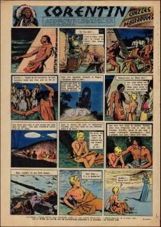 Extrait de (Recueil) Tintin (Album du journal - Édition française) -6- Tintin album du journal