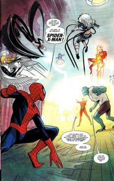 Extrait de Spider-Man Universe (Marvel France - 1re Série) -16- Spider-Man et les X-Men