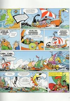 Extrait de Astérix (en langues étrangères) -8Irlandais- Asterix I dir na Sasanach
