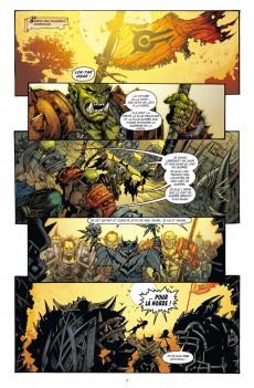 Extrait de World of Warcraft - Bloodsworn -1- Bloodsworn 1/2