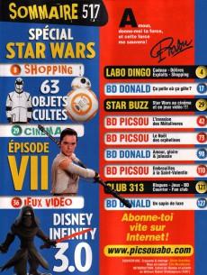 Extrait de Picsou Magazine -517- Picsou Magazine n° 517
