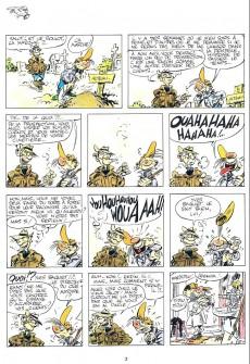 Extrait de Pierre Tombal -3c2014- Mort aux dents