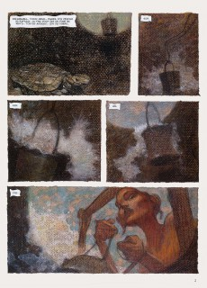 Extrait de Pampa (Zentner/Nine) -1- Lune de Sang