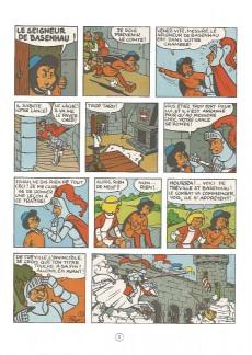 Extrait de Johan et Pirlouit -1b76- Le châtiment de Basenhau