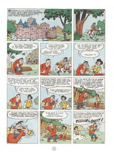 Extrait de Johan et Pirlouit -3b76- Le lutin du bois aux roches