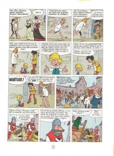 Extrait de Johan et Pirlouit -7d77- La flèche noire