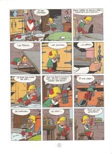 Extrait de Johan et Pirlouit -8c80- Le sire de Montrésor