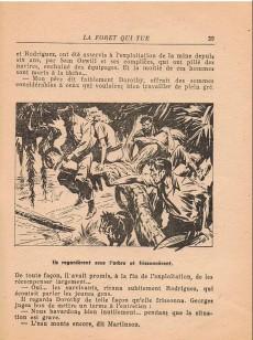 Extrait de Coq-Hardi (Collection) -26- La Forêt qui tue