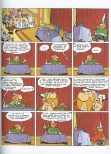 Extrait de Astérix -32c2014- Astérix et la rentrée gauloise