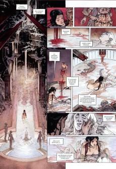 Extrait de Elric (Blondel) -1TL- Le trône de rubis
