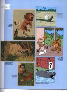 Extrait de Tintin - Divers -76''- Les animaux de Tintin