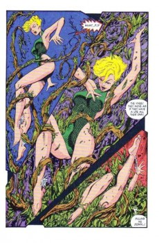 Extrait de Namor, The Sub-Mariner (Marvel - 1990) -25- She Is Driven By A Force She Does Not Even Begin To Understand...