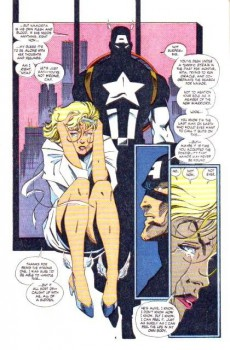 Extrait de Namor, The Sub-Mariner (Marvel - 1990) -26- Where is Namor?