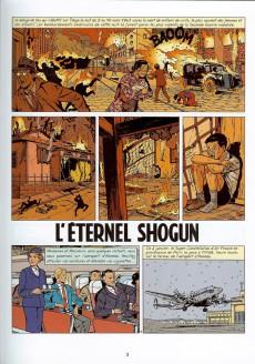 Extrait de Lefranc -23a2014- L'éternel shogun