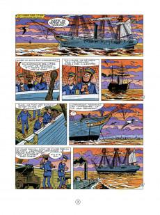 Extrait de Les tuniques Bleues -19b91- Le David
