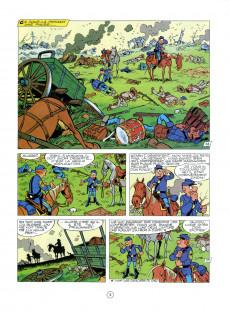 Extrait de Les tuniques Bleues -20b1992- Black face