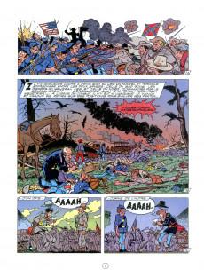 Extrait de Les tuniques Bleues -31a1992- Drummer boy