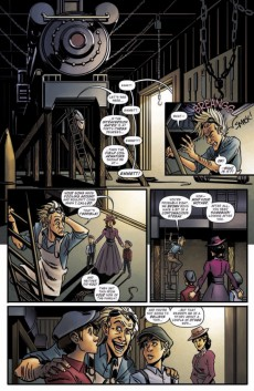 Extrait de Back to the Future (2015) -3Sub- Untold Tales and Alternate Timelines #3