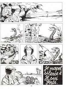 Extrait de Silence - Tome 0a1985