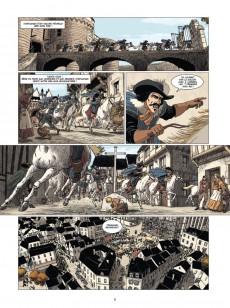 Extrait de Mousquetaire (Duval) -1- Alexandre de Bastan