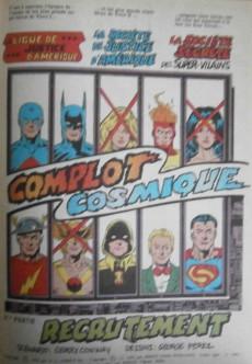 Extrait de La ligue de justice (1re série - Arédit - Artima Color DC Super Star puis Artima Color DC) -Rec04- Album N°4 (n°7 et n°8)