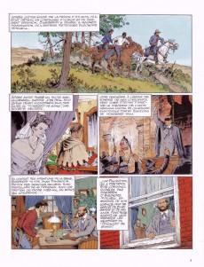 Extrait de Blueberry (La Jeunesse de) -13- Il faut tuer Lincoln