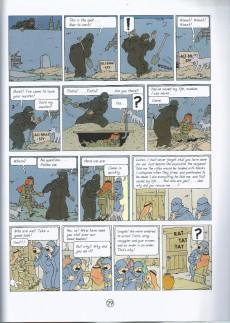 Extrait de Tintin (The Adventures of) -4e- Cigars of the Pharaoh