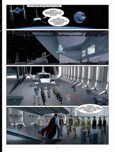 Extrait de Star Wars (Delcourt / Disney) -6- Épisode VI - Le Retour du Jedi