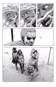 Extrait de Walking Dead -25- Sang pour sang