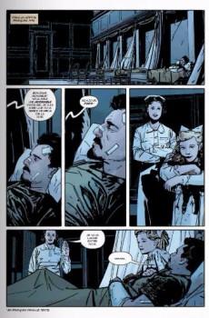 Extrait de Hellboy & B.P.R.D. -1- 1952