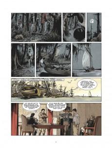 Extrait de Les pirates de Barataria -9- Chalmette