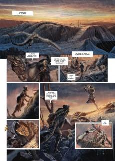 Extrait de Les dragons de la Cité Rouge -1- Alec Deeran