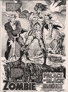 Extrait de Tales of the Zombie (1973) -5- Palace of Black Magic