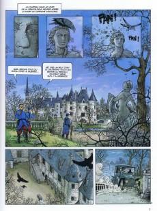 Extrait de La croix de Cazenac -2- L'Ange endormi