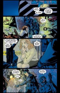 Extrait de Avengers Disassembled (2009) -INT- Iron Man, Thor & Captain America